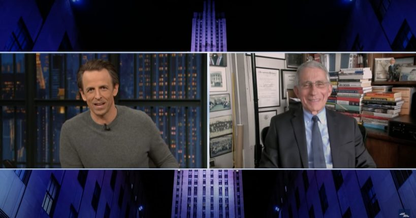 dr-anthony-fauci-talks-covid-late-night-with-seth-meyers