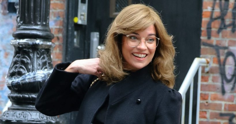 see-annie-murphy-on-set-for-russian-doll-season-2-photos