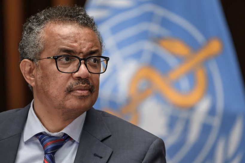 who-chief-warns-infection-rate-approaching-highest-level-so-far