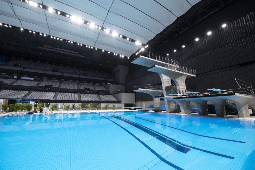 how-deep-is-the-olympic-diving-pool
