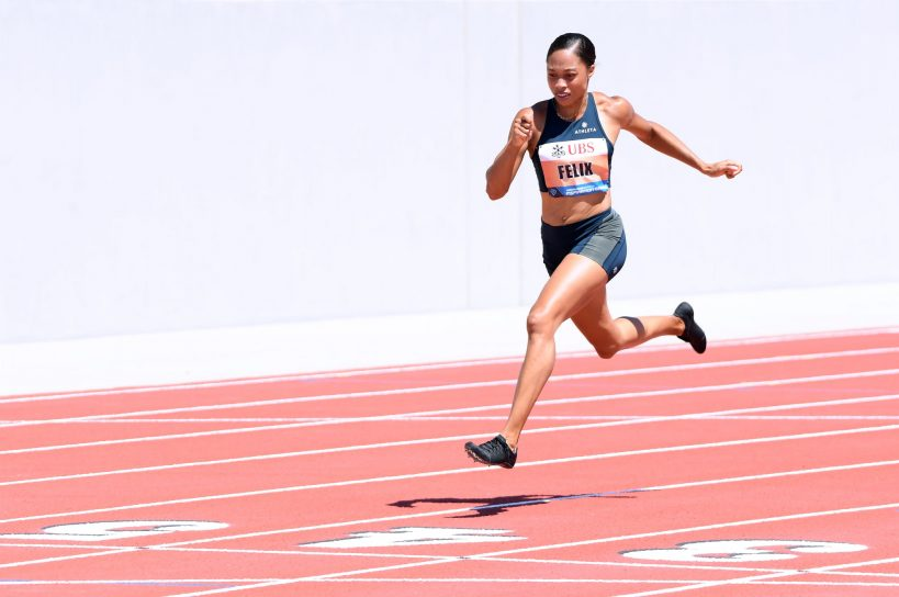 how-allyson-felix-took-care-of-her-mental-health-after-2020