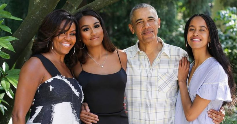 michelle-obama-fears-racism-against-her-daughters