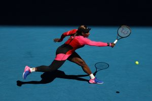 Serena Williams's Daughter Olympia in Australian Open Outfit