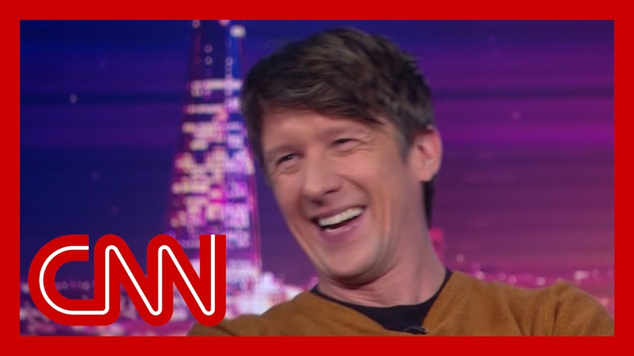cnns-interview-with-tom-walker-takes-an-unexpected-turn