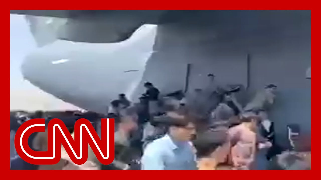 chaos-at-the-airport-as-afghans-try-to-flee-the-taliban