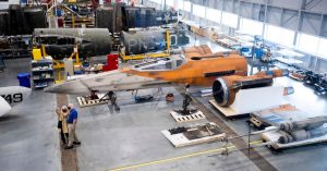 Smithsonian Will Display Star Wars X-Wing Fighter